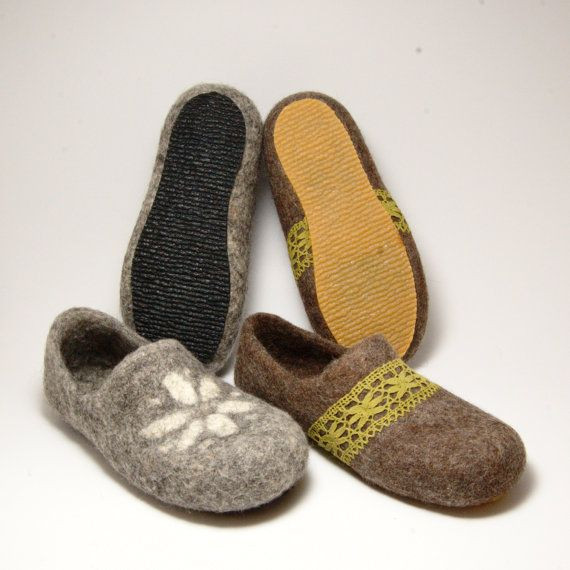 Fresh 91 Best Images About Upcycled Slippers and Hats On Pinterest Rubber soles for Crochet Slippers Of Luxury 50 Models Rubber soles for Crochet Slippers