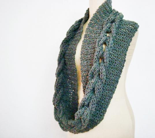 Fresh Add some Drama to Your Next Project with Crocheted Cable Cable Scarf Of Innovative 49 Ideas Cable Scarf