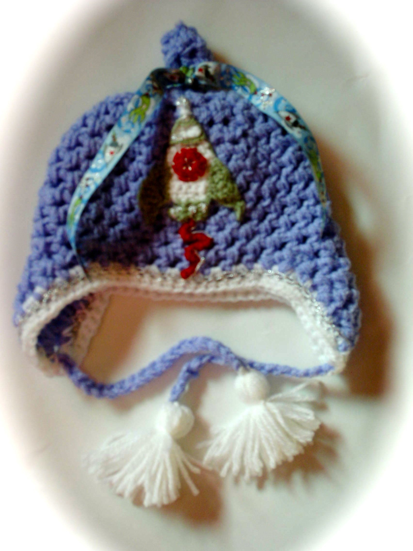 Adorable Crochet Hats for Baby Boys and Girls
