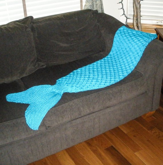 Fresh Adult Mermaid Tail Lapghan Cocoon or Blanket Knitting by Knitted Mermaid Tail Of Perfect 38 Ideas Knitted Mermaid Tail