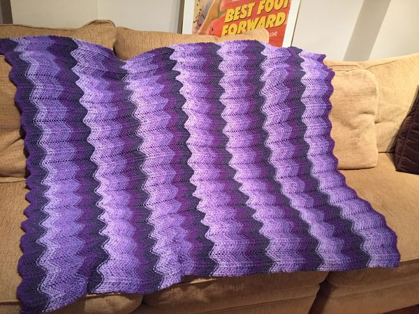 Fresh Afghan for Gd Purple Passion Caron Big Cakes Colors Of Wonderful 44 Photos Caron Big Cakes Colors