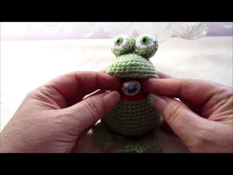 Fresh Amigurumi Treasure Frog Tutorial Crochet Youtube Crochet Tutorial Videos Of Lovely 41 Photos Youtube Crochet Tutorial Videos