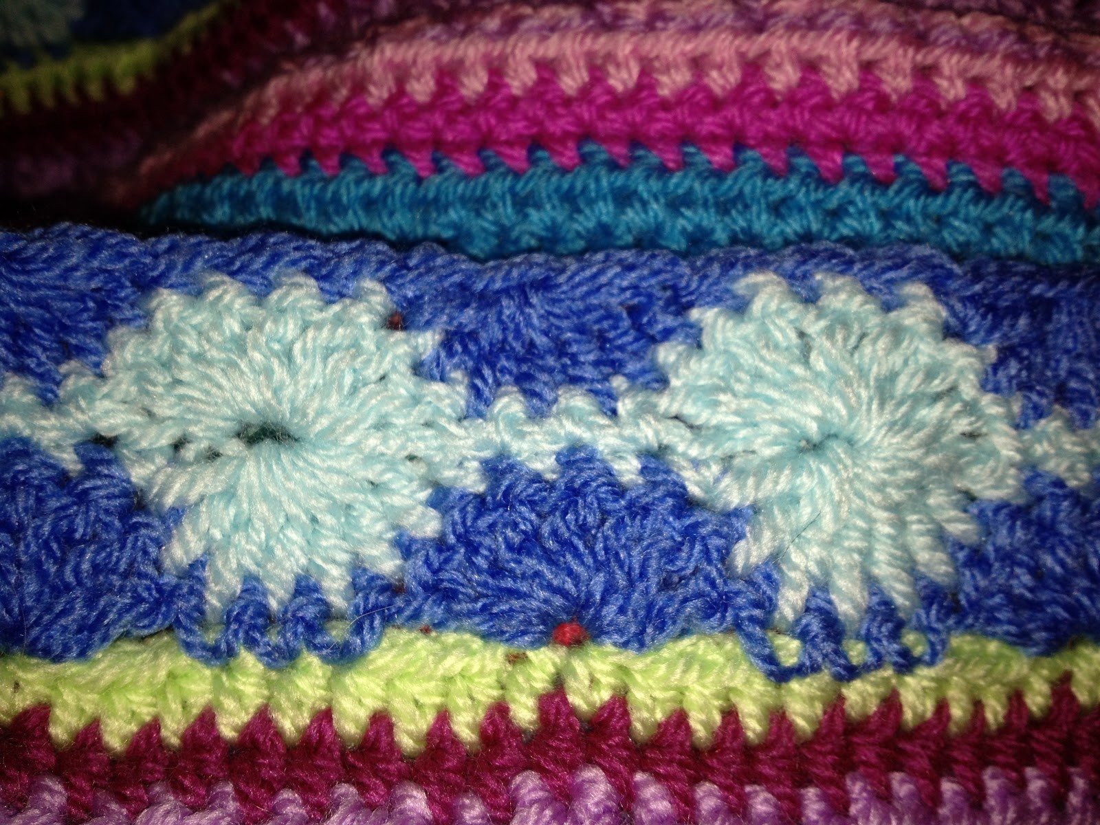 Fresh Another Ve Arian Mixed Stripes 3 Catherine Wheel Stitch Crochet Of Contemporary 44 Photos Catherine Wheel Stitch Crochet