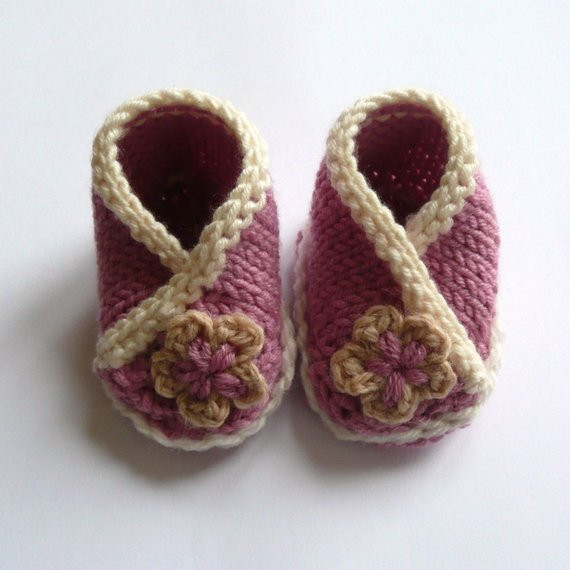 Fresh Baby Crossover Booties Pdf Knitting Pattern Crochet Baby Booties for Beginners Of Awesome 49 Photos Crochet Baby Booties for Beginners