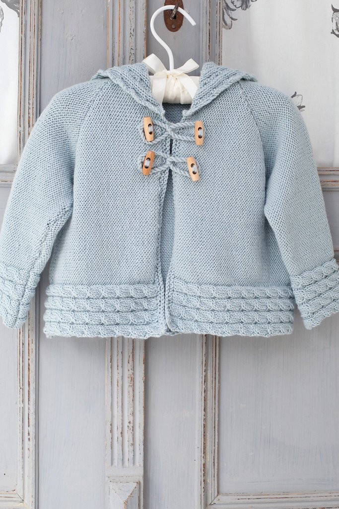 Fresh Baby Duffle Coat with toggles Knitting Pattern – the Knitted Coat Patterns Of Charming 41 Models Knitted Coat Patterns