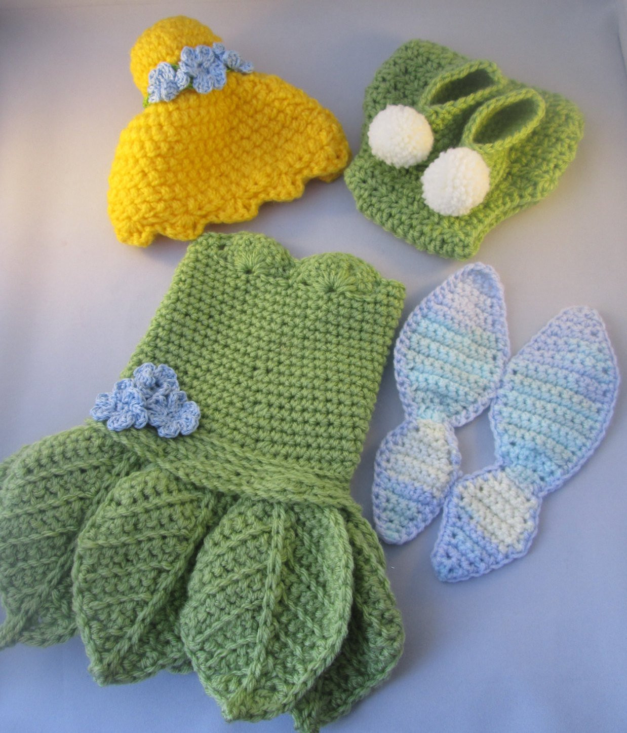 Fresh Baby Fairy Handmade Crocheted Outfit Halloween Set Handmade Crochet Of Delightful 40 Pics Handmade Crochet