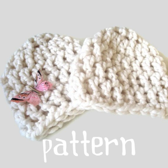 Fresh Baby Hat Crocheting Pattern 30 Minute Chunky Beanie Hat Chunky Crochet Beanie Pattern Of Elegant Chunky Knit Hat Pattern Roundup 12 Quick & Cozy Patterns Chunky Crochet Beanie Pattern