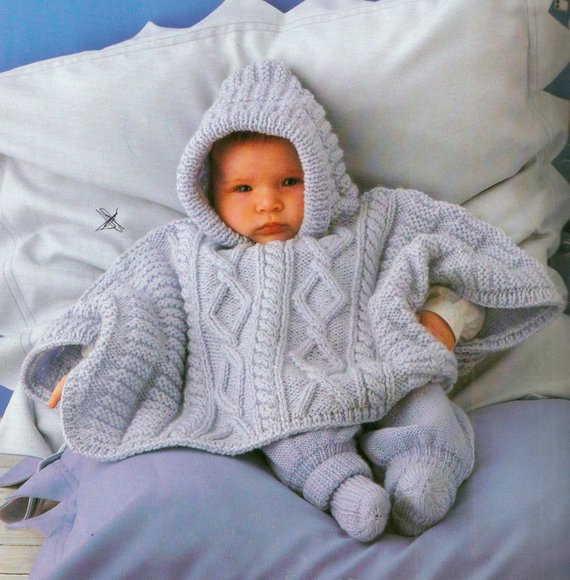 Fresh Baby S Hooded Poncho Knitting Pattern 3 by Vblittlecraftshop Baby Poncho Pattern Of Gorgeous 49 Images Baby Poncho Pattern