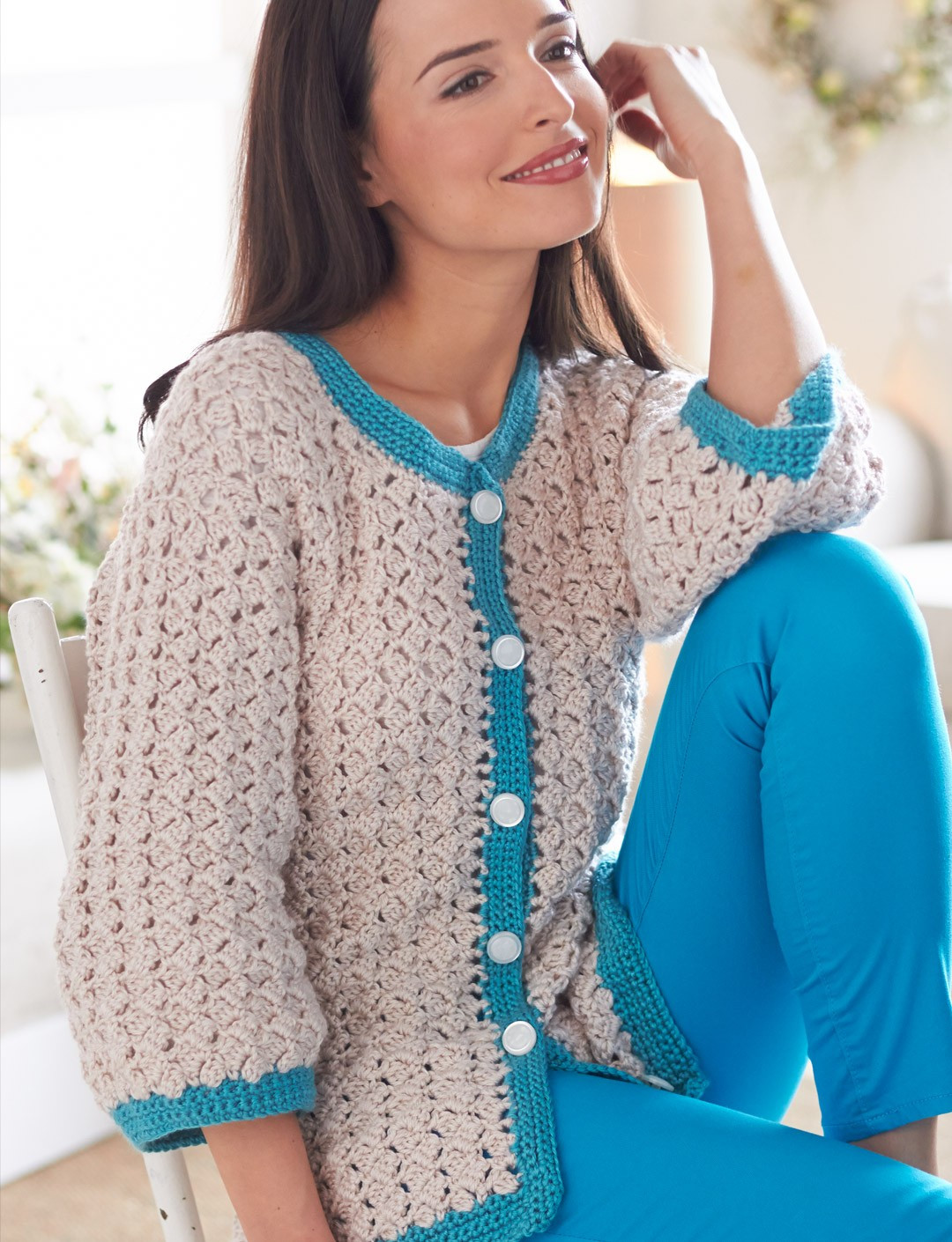 Fresh Bernat Cluster Stitch Cardigan Crochet Pattern Crochet Hoodie Pattern Free Of Attractive 40 Photos Crochet Hoodie Pattern Free