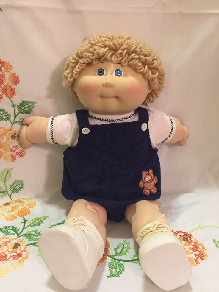 Best 25 Boy cabbage patch dolls ideas on Pinterest
