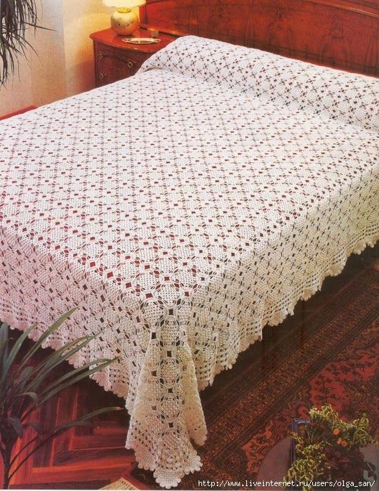 Fresh Best 25 Crochet Bedspread Ideas On Pinterest Free Crochet Bedspread Patterns Of Unique 48 Photos Free Crochet Bedspread Patterns
