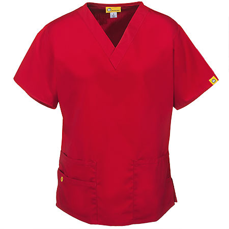 Fresh Best Price Wonderwink Scrubs Women S Red Bravo V Neck Cotton Scrubs Of Attractive 47 Models Cotton Scrubs
