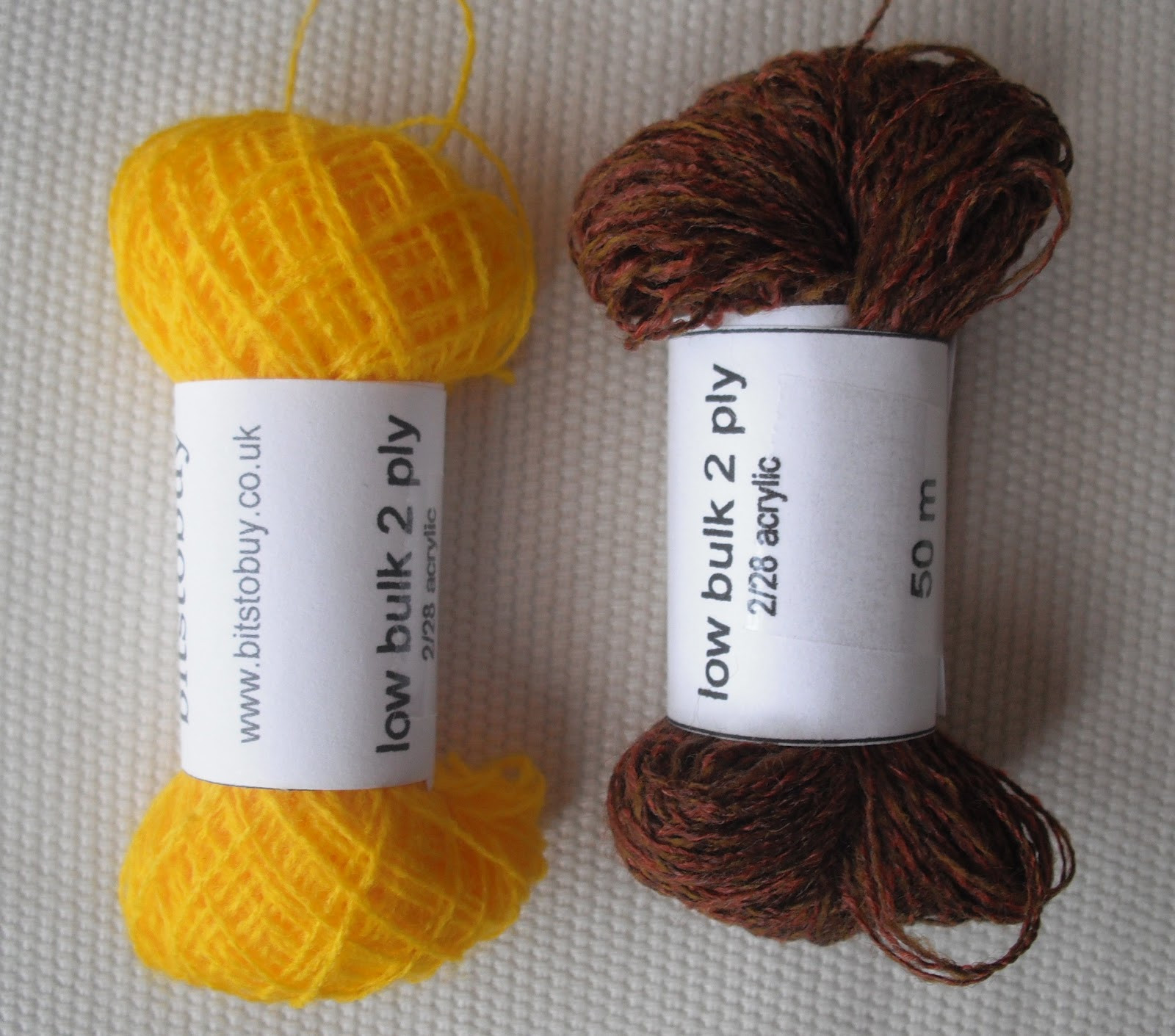 bitsto FREE yarn with all website orders