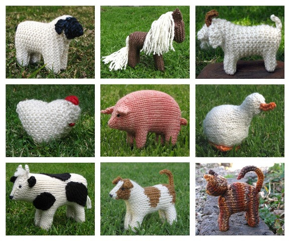 Fresh Book Archives Natural Suburbia Knitted Animals Of Attractive 49 Pics Knitted Animals