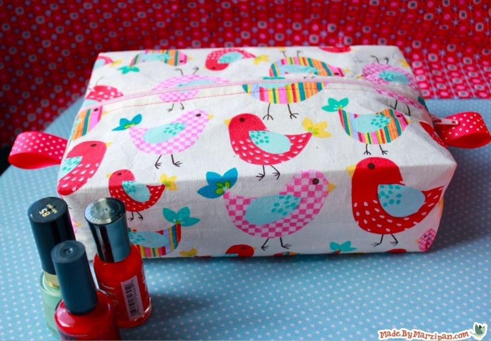 Fresh Boxy Cosmetic Bag Tutorial Makeup Bag Pattern Of Wonderful 47 Photos Makeup Bag Pattern