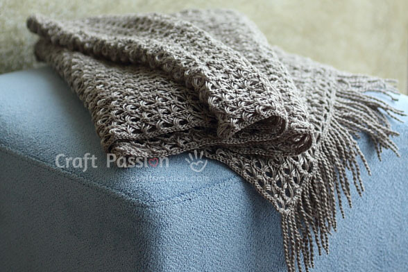 Fresh Broomstick Lace Scarf Free Crochet Pattern Broomstick Lace Crochet Of Wonderful 49 Ideas Broomstick Lace Crochet