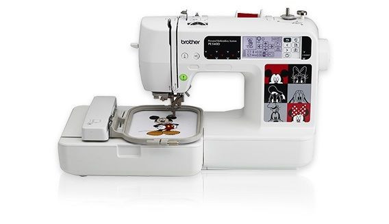 Fresh Brother Pe540d Embroidery Machine with Usb Disney Designs Embroidery Only Machines Of Perfect 49 Pics Embroidery Only Machines