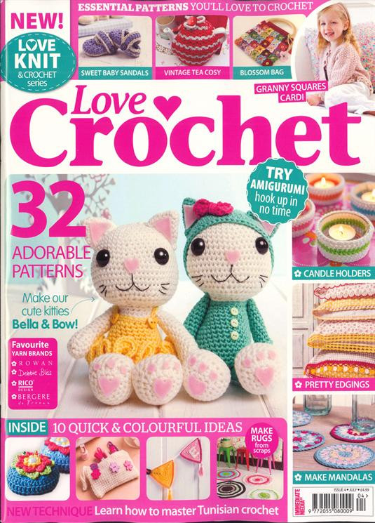 Fresh Buy Single Magazine issues and Subscriptions Newsstand Love Crochet Magazine Of Wonderful 48 Pictures Love Crochet Magazine