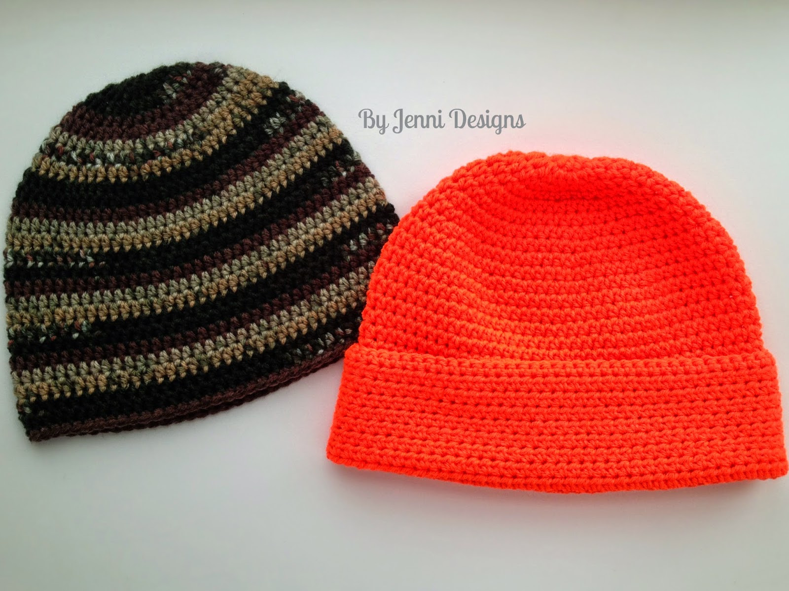 Fresh by Jenni Designs Free Crochet Pattern Men S Basic Beanie Simple Beanie Crochet Pattern Of Innovative 50 Ideas Simple Beanie Crochet Pattern