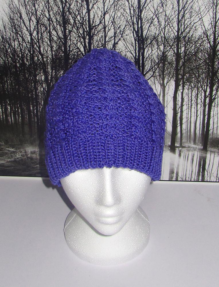 CABLE BEANIE HAT Knitting pattern by madmonkeyknits