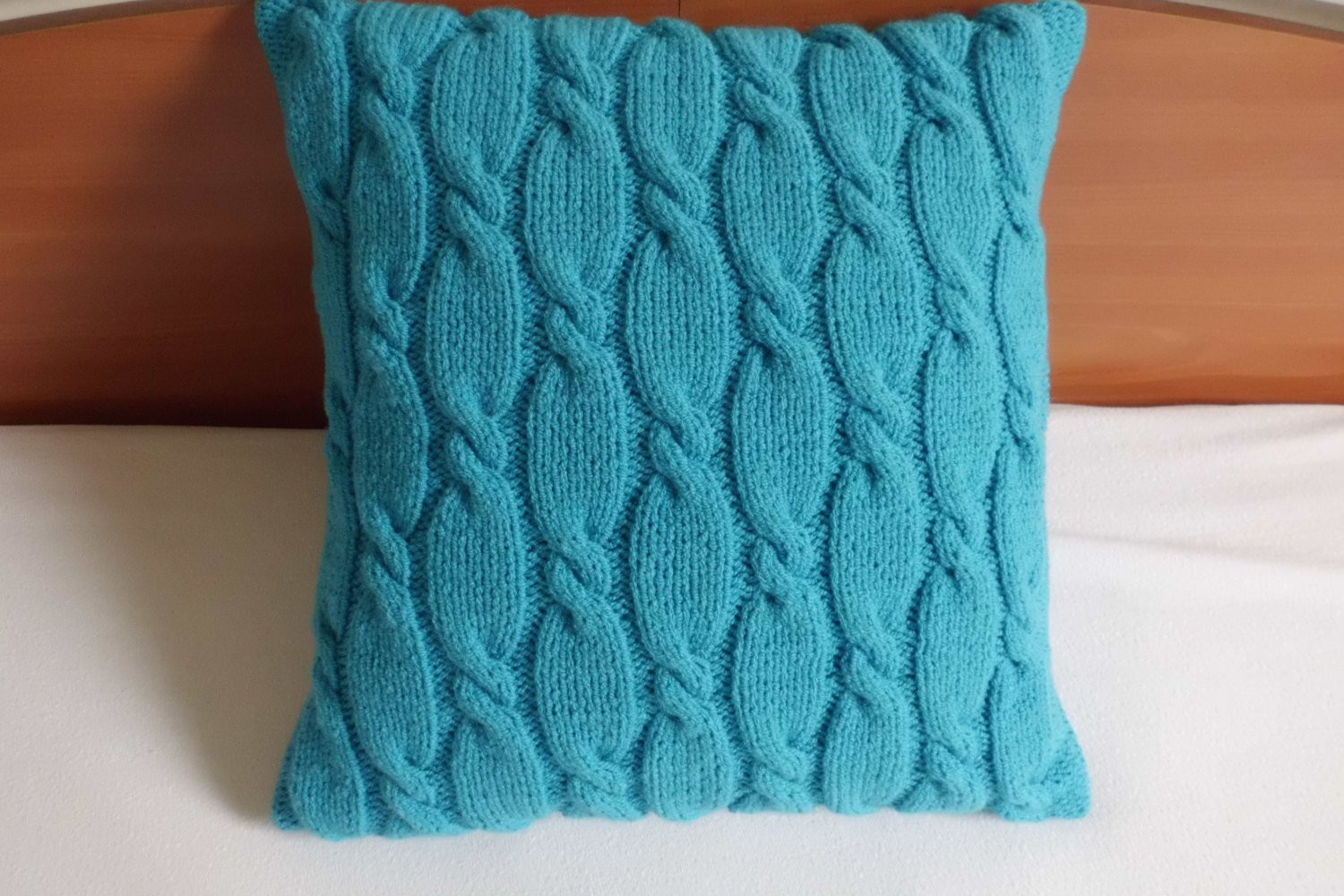 Fresh Cable Knit Pillow Case Knit Throw Pillow Teal Decorative Cable Knit Throw Pillow Of Great 48 Ideas Cable Knit Throw Pillow