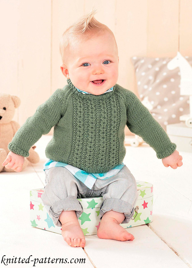 Fresh Cable Raglan Baby Sweater Boys Knit Sweater Of Lovely 50 Models Boys Knit Sweater