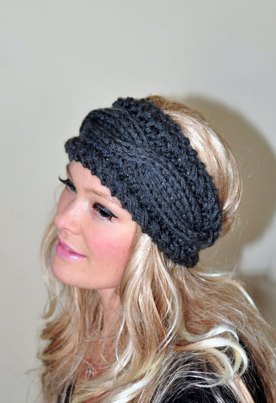 Fresh Cabled Headband Earwarmer Braided Crochet Headband Headwrap Braided Knit Headband Of Amazing 42 Pics Braided Knit Headband