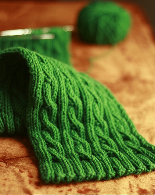 Fresh Cables are Beautiful This Pattern is Called Palindrome Cable Scarf Of Innovative 49 Ideas Cable Scarf