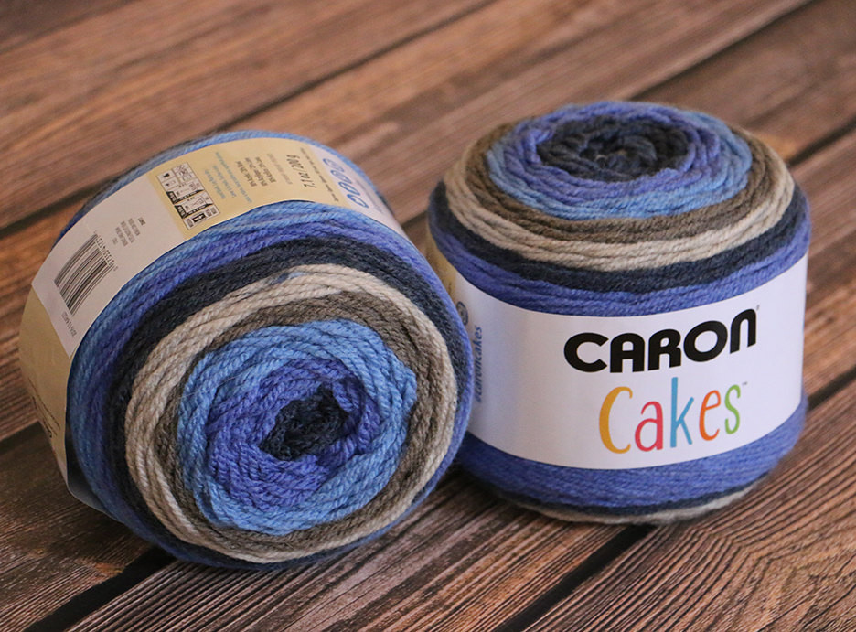 caron cakes yarn berries and cream new