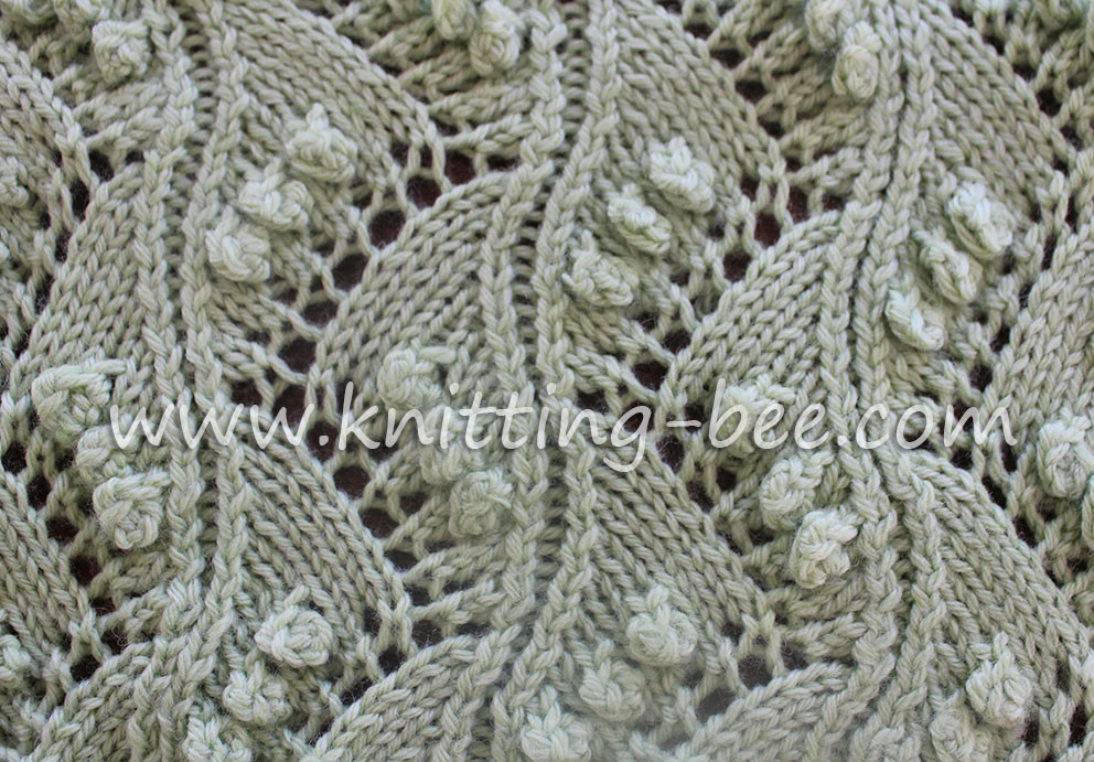 Fresh Chevron Lace with Bobbles Knitting Kingdom Free Lace Knitting Patterns Of Great 49 Images Free Lace Knitting Patterns