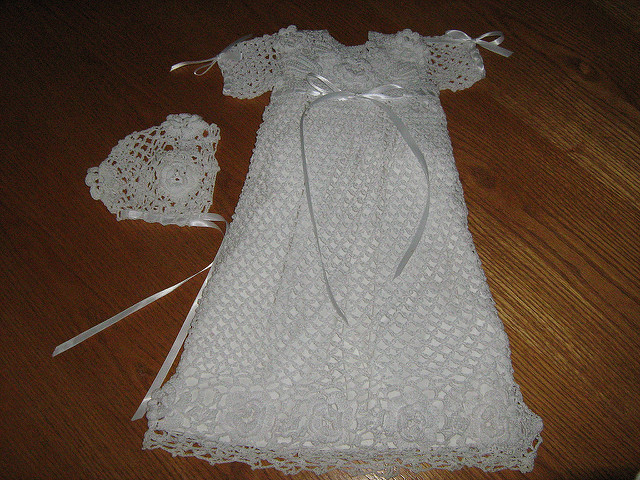 CHRISTENING GOWN CROCHET PATTERNS Crochet — Learn How to