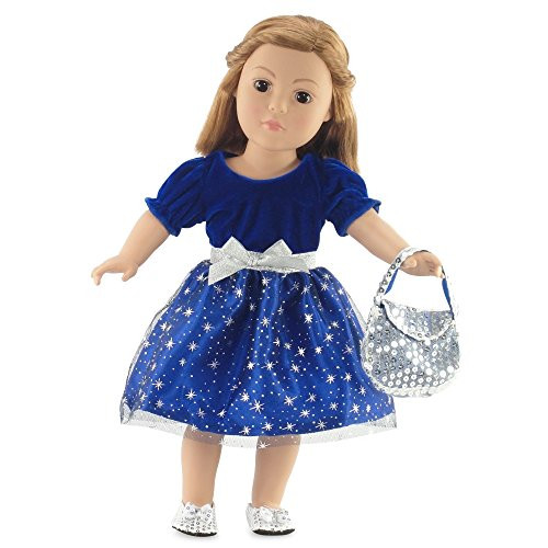 Christmas Clothes for American Girl Dolls
