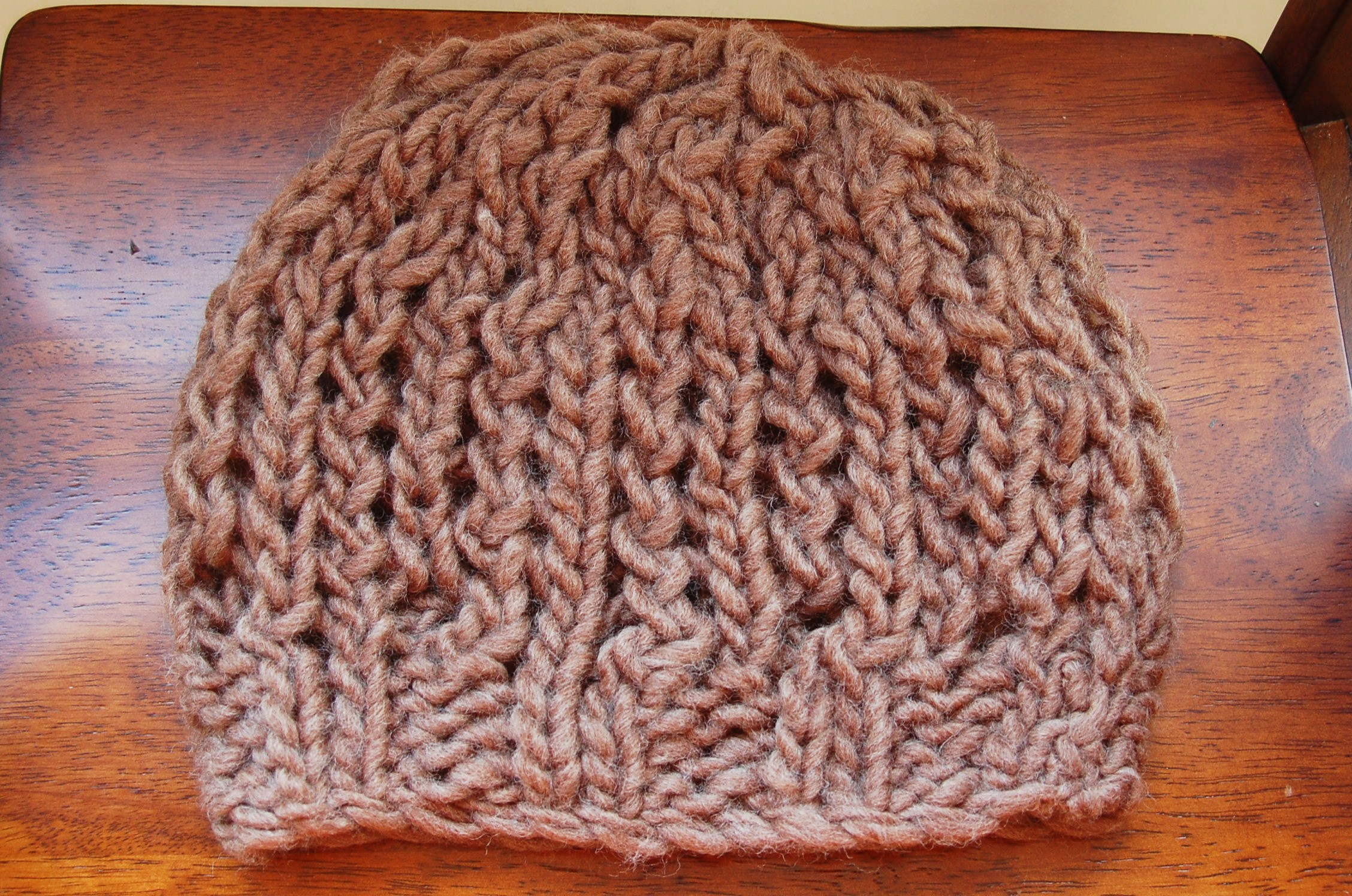 Fresh Chunky Knit Fall Hat Free Pattern Open Lace Design by Chunky Knit Hat Of Delightful 46 Pictures Chunky Knit Hat