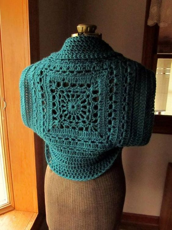 Fresh Circles Crocheting and Patterns On Pinterest Circle Sweater Of Innovative 50 Ideas Circle Sweater