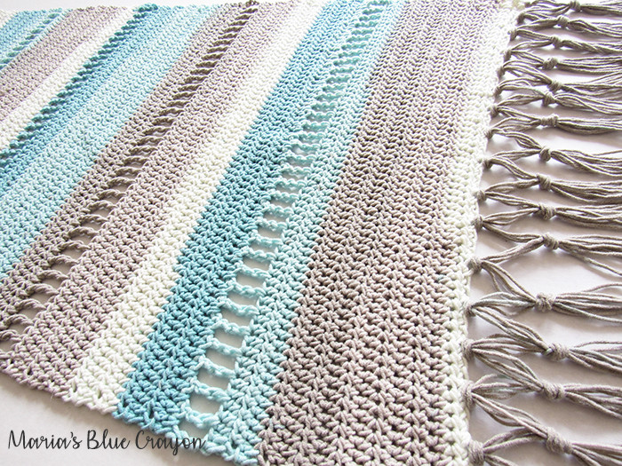 Fresh Coastal Indoor Rug Free Crochet Pattern Made with Caron Caron Cotton Cakes Yarn Of Amazing 48 Photos Caron Cotton Cakes Yarn