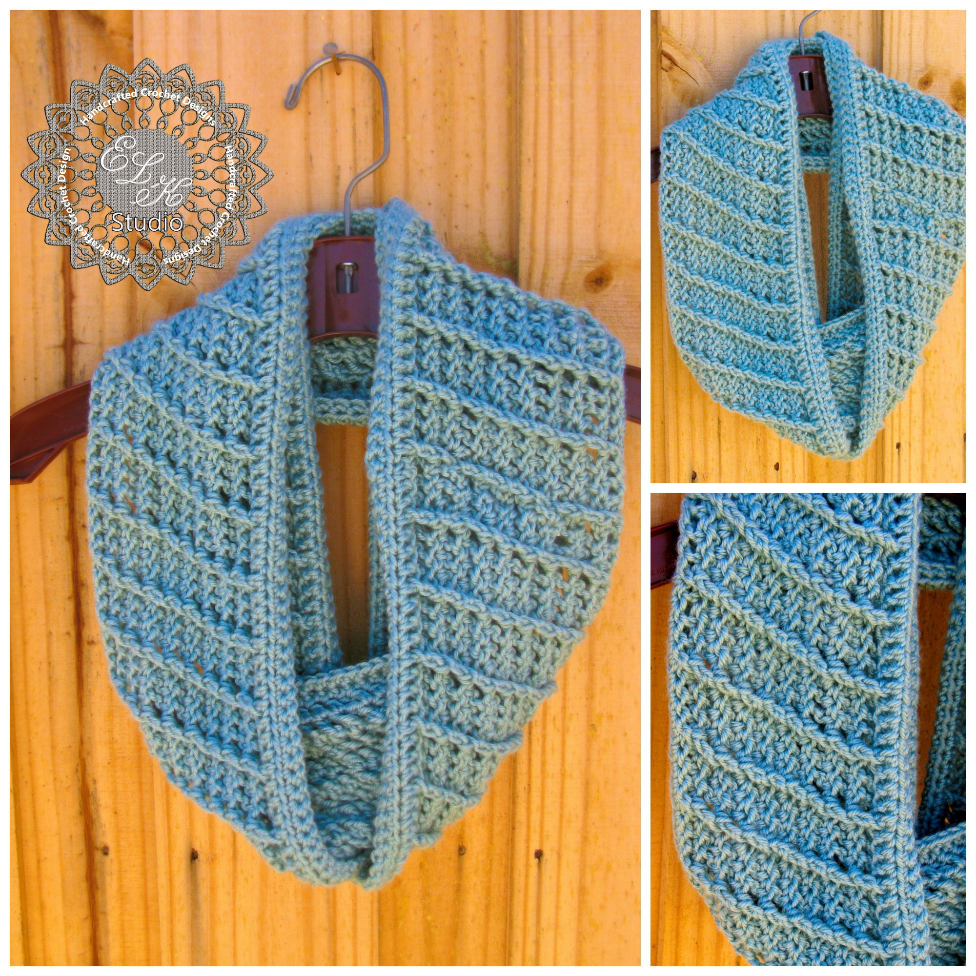 Fresh Country Appeal A Free Crochet Infinity Scarf Pattern Crochet Scarves Of Amazing 43 Photos Crochet Scarves
