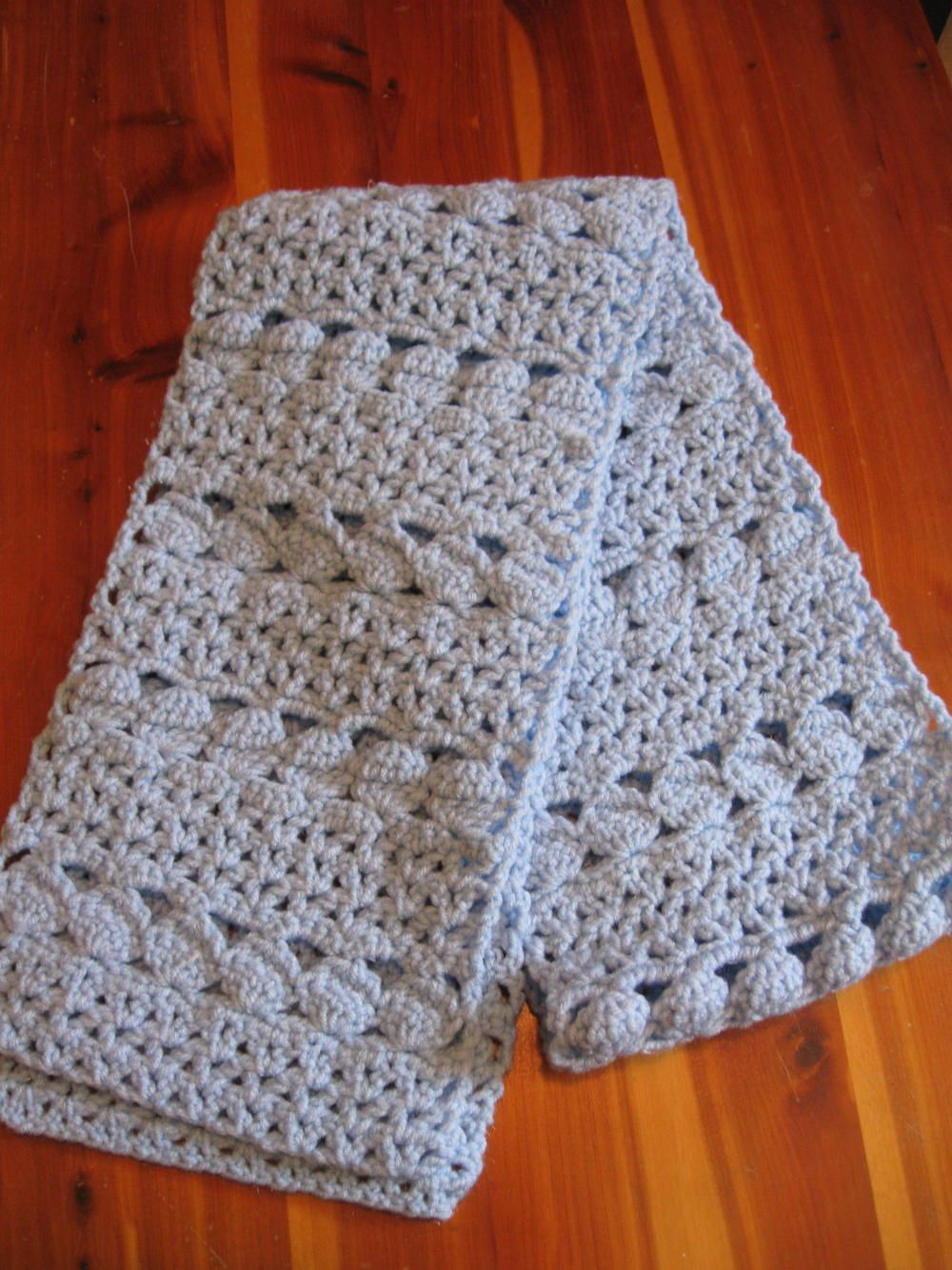 Fresh Cozy Blue Crochet Scarf Easy Crochet Scarf Patterns Free Of Lovely 49 Images Easy Crochet Scarf Patterns Free