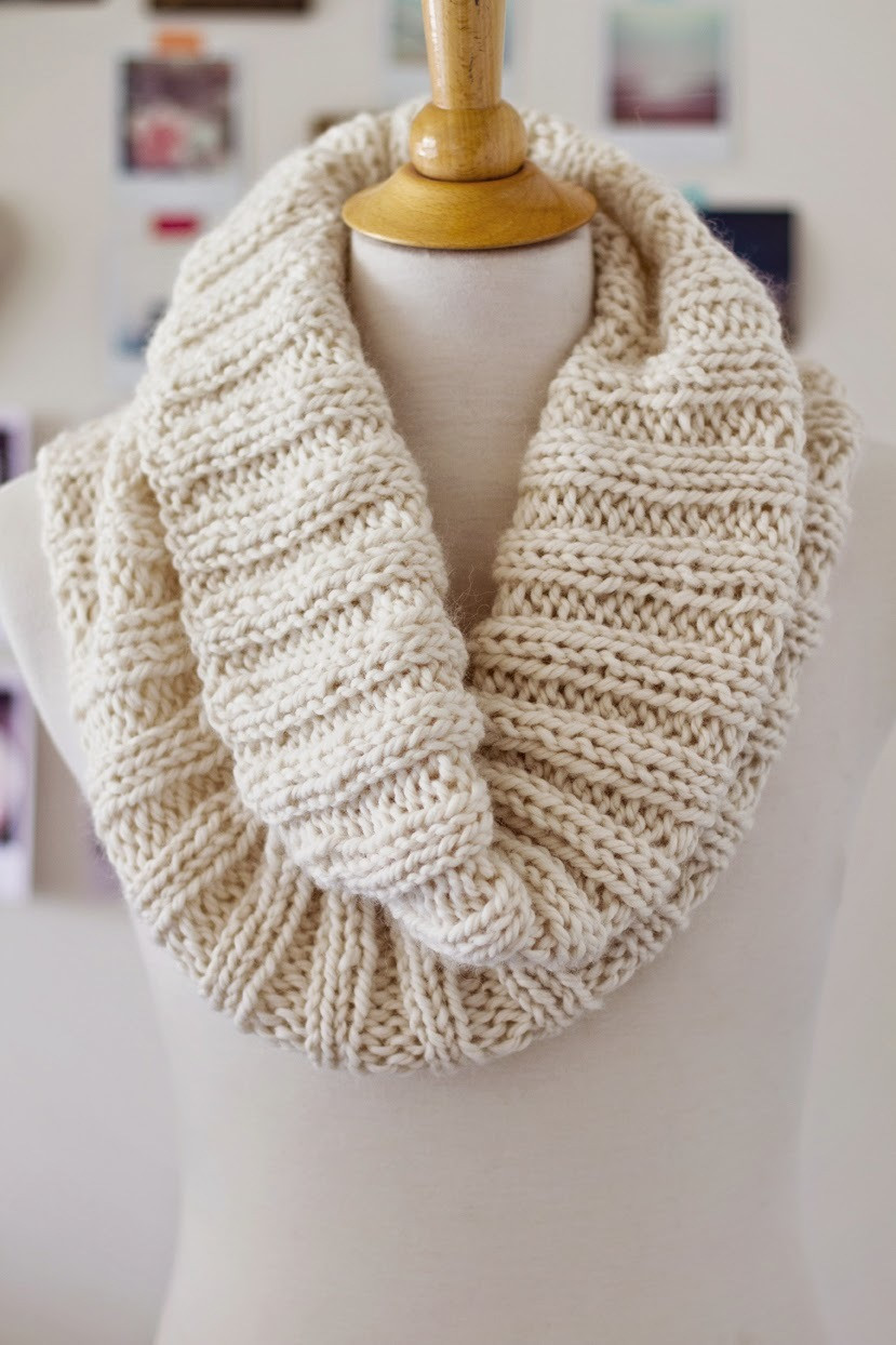 Fresh Cozy Ribbed Cowl Chunky Scarf Pattern Of Marvelous 49 Photos Chunky Scarf Pattern