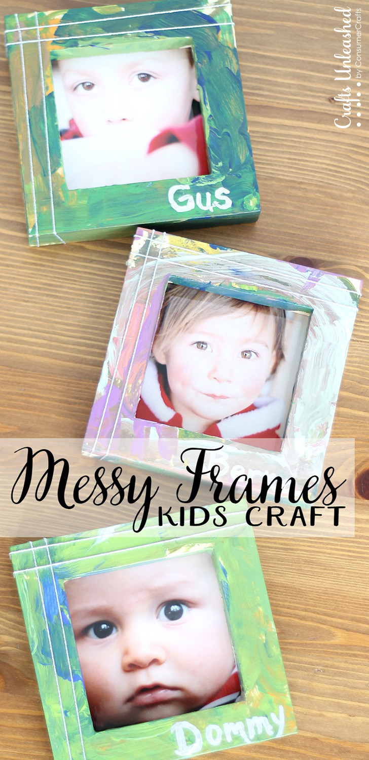 Fresh Craft for Kids Painted Picture Frames Crafts Unleashed Picture Frame Crafts for Kids Of Adorable 48 Models Picture Frame Crafts for Kids