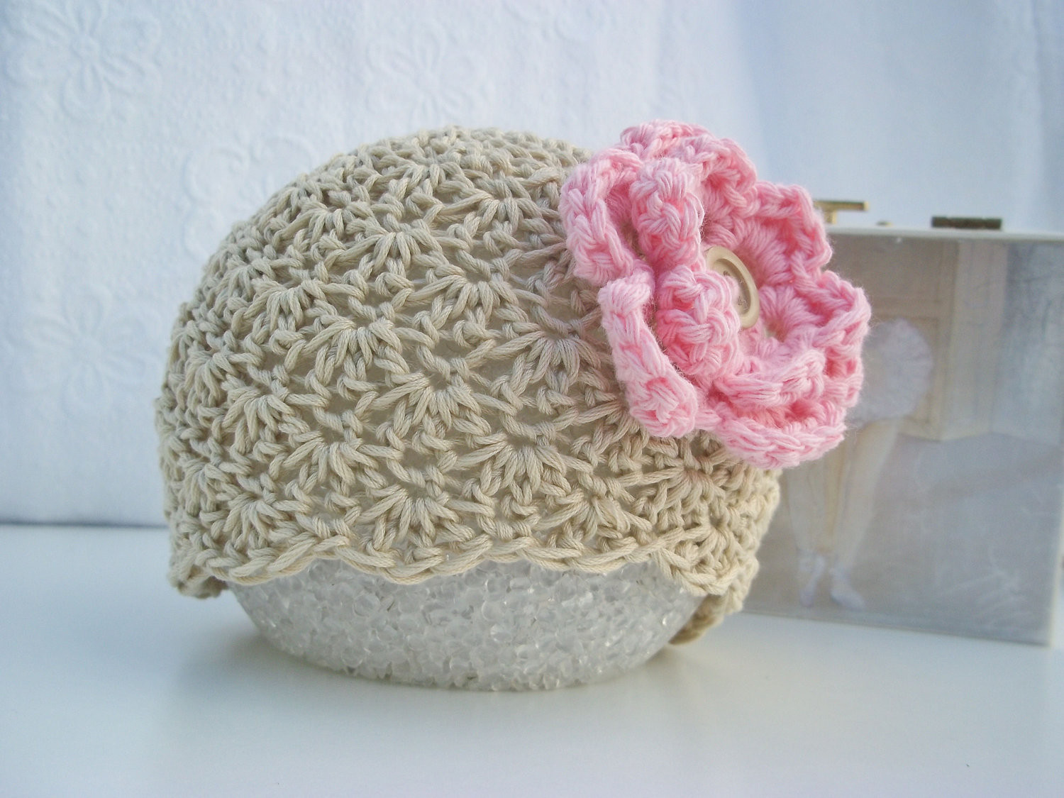 Fresh Crochet Baby Hat Baby Girl Hat Newborn Baby Hat Crochet Infant Hat Of Awesome 46 Ideas Crochet Infant Hat