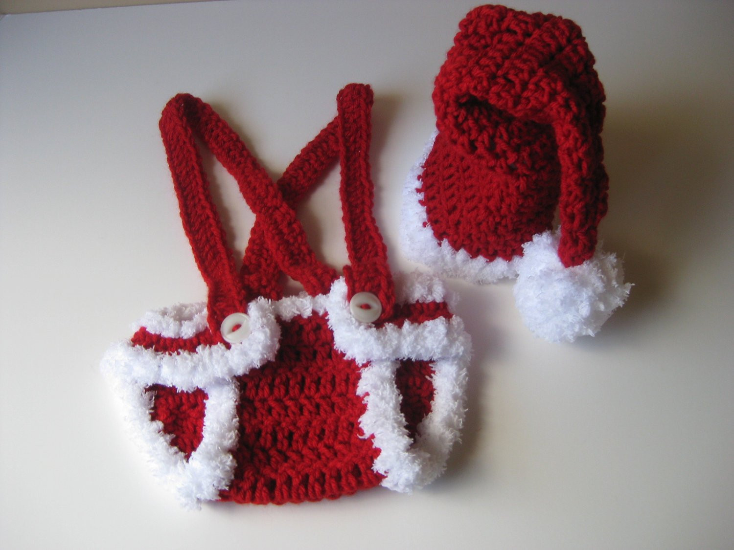 Fresh Crochet Baby Hat Santa with Diaper Cover Christmas Newborn Crochet Baby Santa Hat Of Amazing 44 Images Crochet Baby Santa Hat
