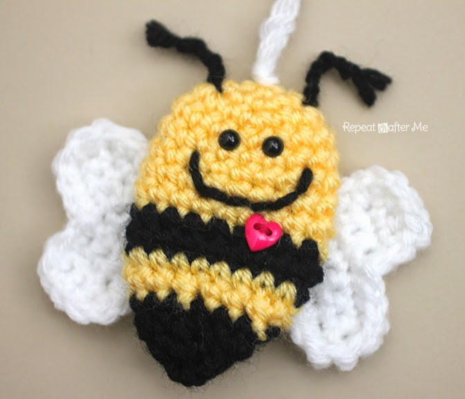 Fresh Crochet Bumble Bee Keychain Repeat Crafter Me Baby Bee Yarn Crochet Patterns Of Amazing 49 Photos Baby Bee Yarn Crochet Patterns
