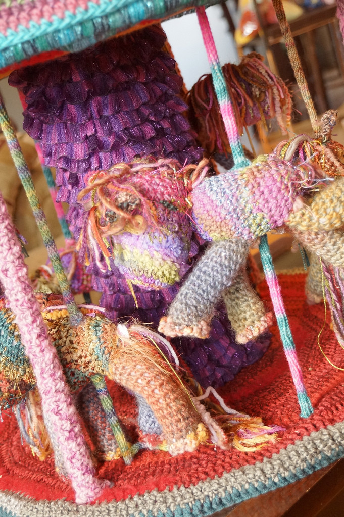 Fresh Crochet Carousel Project by Mikey Mikey Crochet Of New 49 Images Mikey Crochet