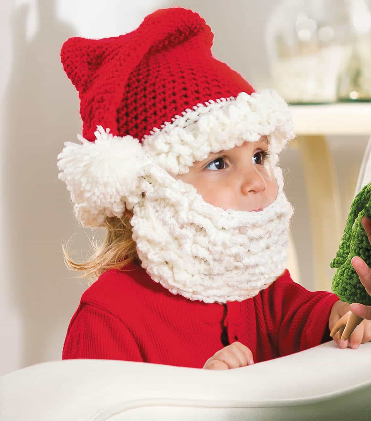 Fresh Crochet Christmas Hats that You Ll Love to Make Free Crochet Santa Hat Pattern Of Amazing 40 Models Free Crochet Santa Hat Pattern