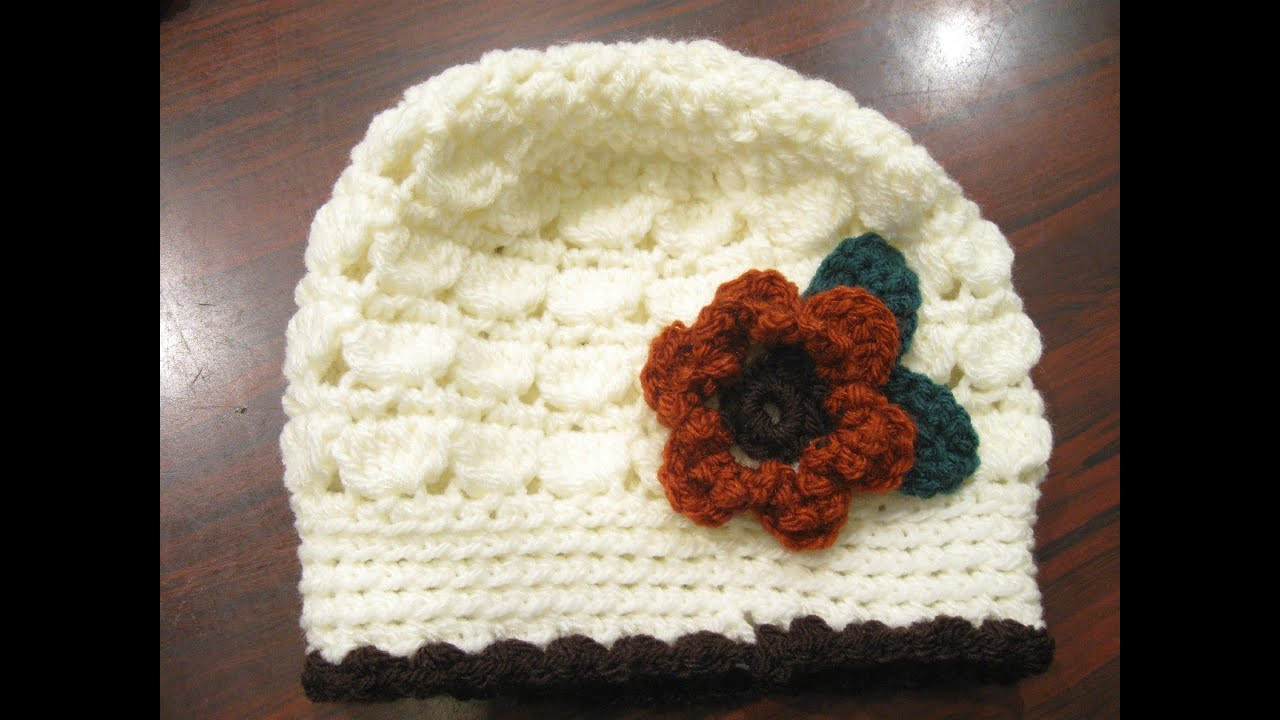 Fresh Crochet Cluster Beanie Crochet Tutorial Youtube Crochet Videos Of Lovely 45 Images Youtube Crochet Videos