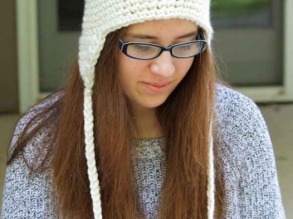 Fresh Crochet Earflap Hat Pattern Earflap Hat Crochet Pattern Of Wonderful 43 Images Earflap Hat Crochet Pattern