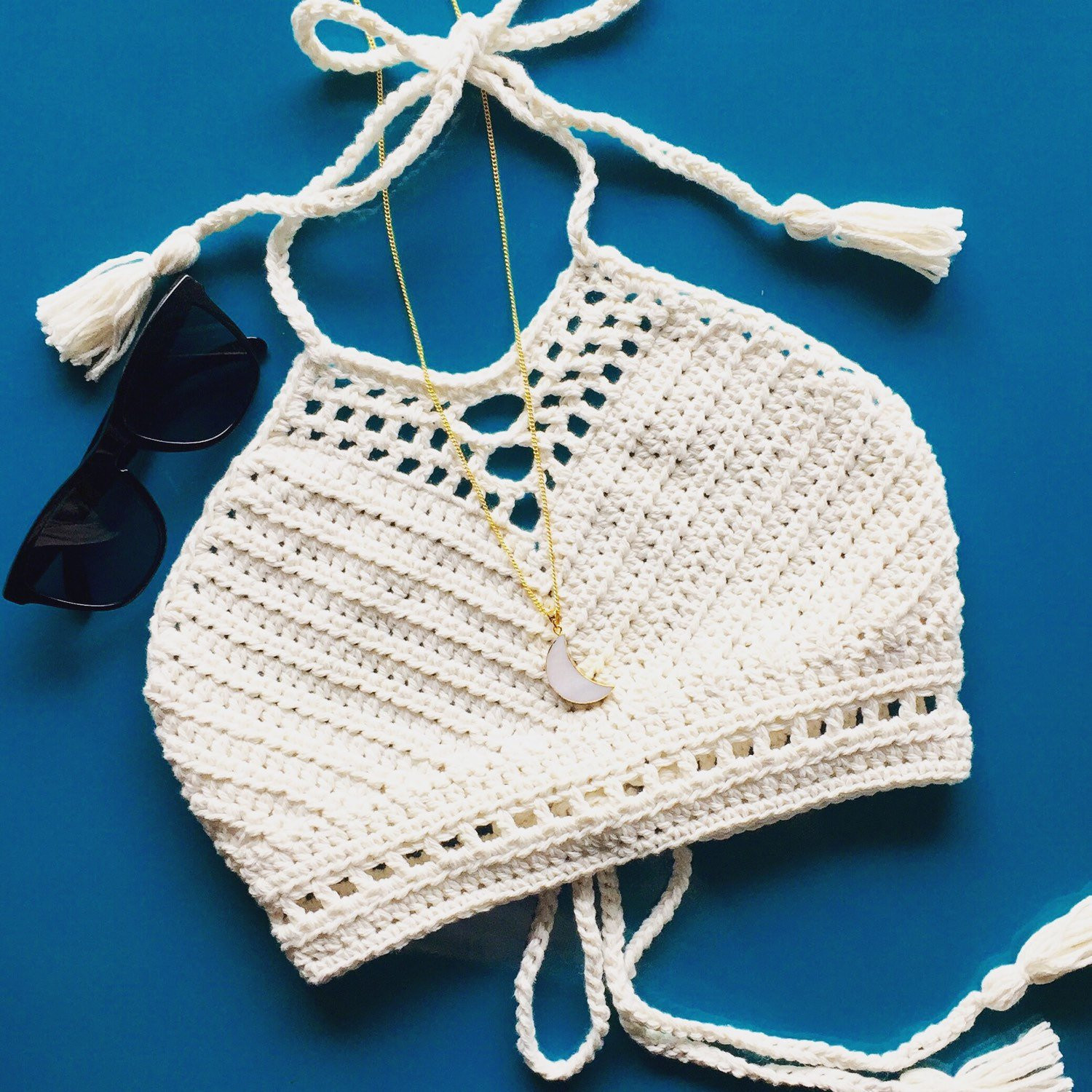 Fresh Crochet Festival top Bikini top Halter top Crochet Bikini Crochet Festival top Of Top 44 Ideas Crochet Festival top
