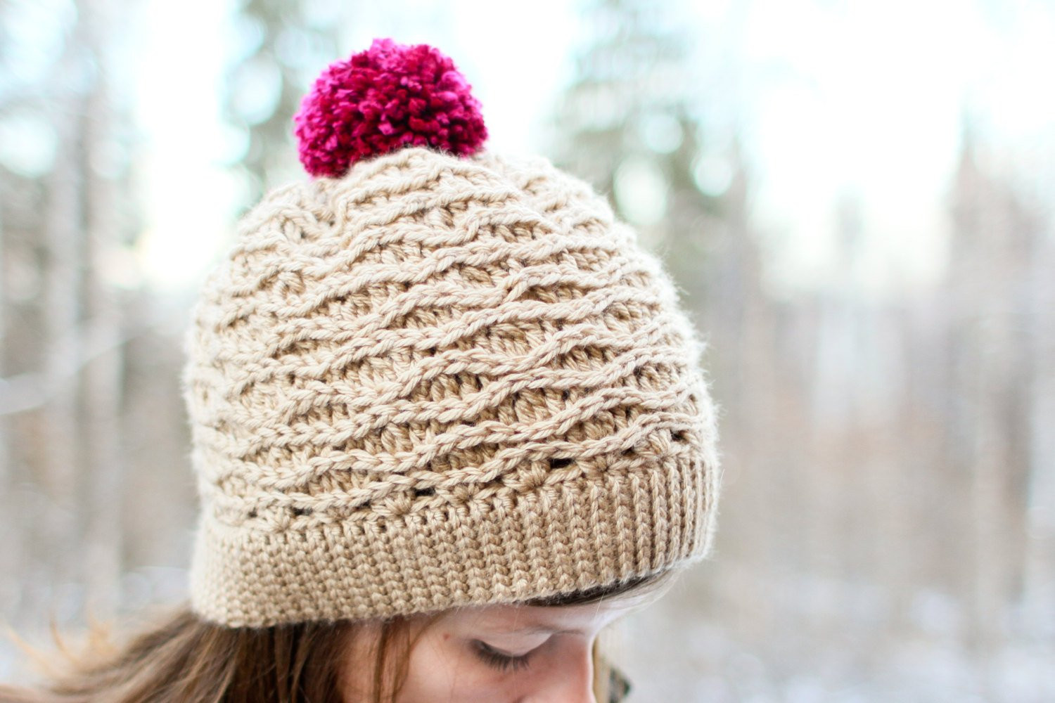 Fresh Crochet Hat Pattern Tessa Hat Baby Adult Sizes From Adult Crochet Hat Of Contemporary 46 Pics Adult Crochet Hat