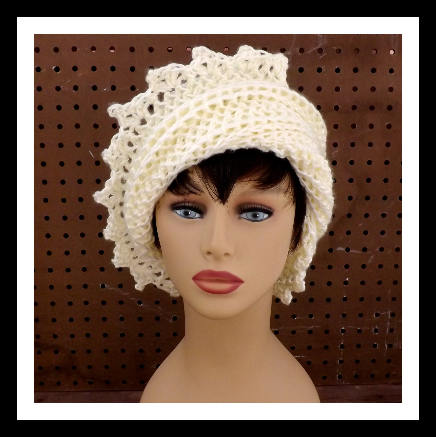 Fresh Crochet Hat Womens Hat Lauren Crochet Beanie Hat Ivory Womens Crochet Beanie Of Perfect 44 Photos Womens Crochet Beanie