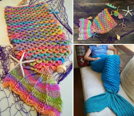 Fresh Crochet Mermaid Blanket Tutorial Youtube Video Diy Mermaid Blanket Knitting Pattern Of Unique 42 Models Mermaid Blanket Knitting Pattern
